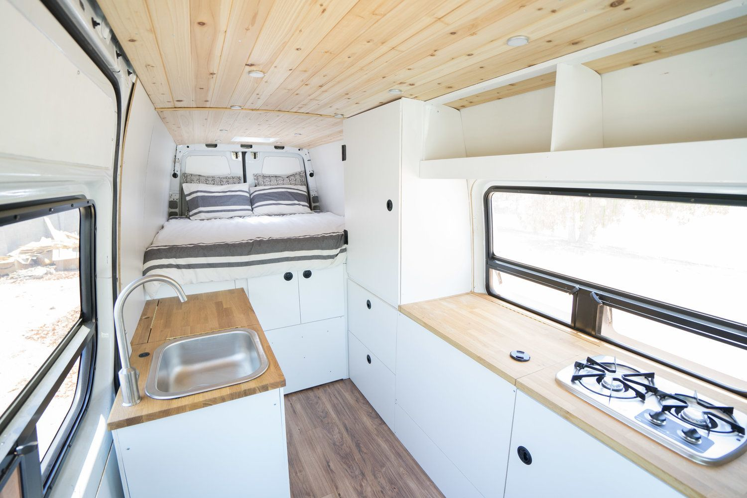 Sprinter For Sale Our Home On Wheels Van Conversion