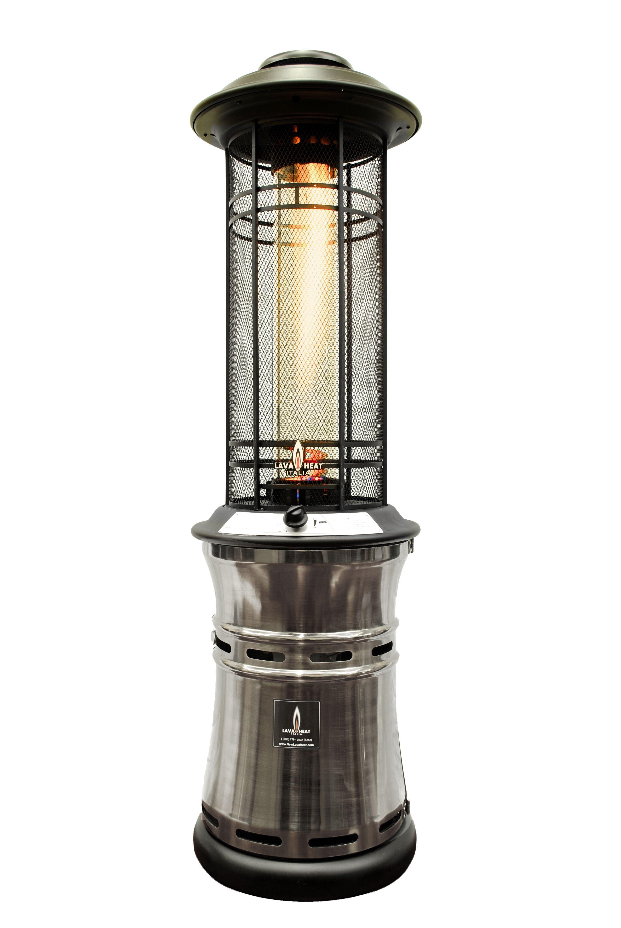Ember Alto Natural Gas Patio Heater