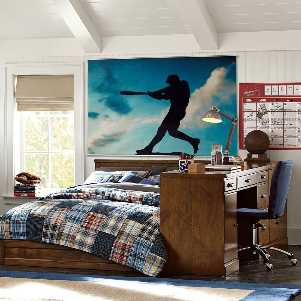 Murals for boys bedrooms - Room Ideas