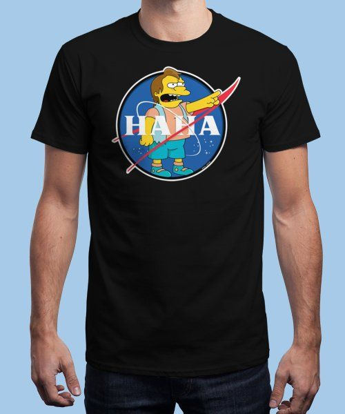 """""""HAHA"""" is today's £9/€11/$12 tee for 24 hours only on Pin this for a… 