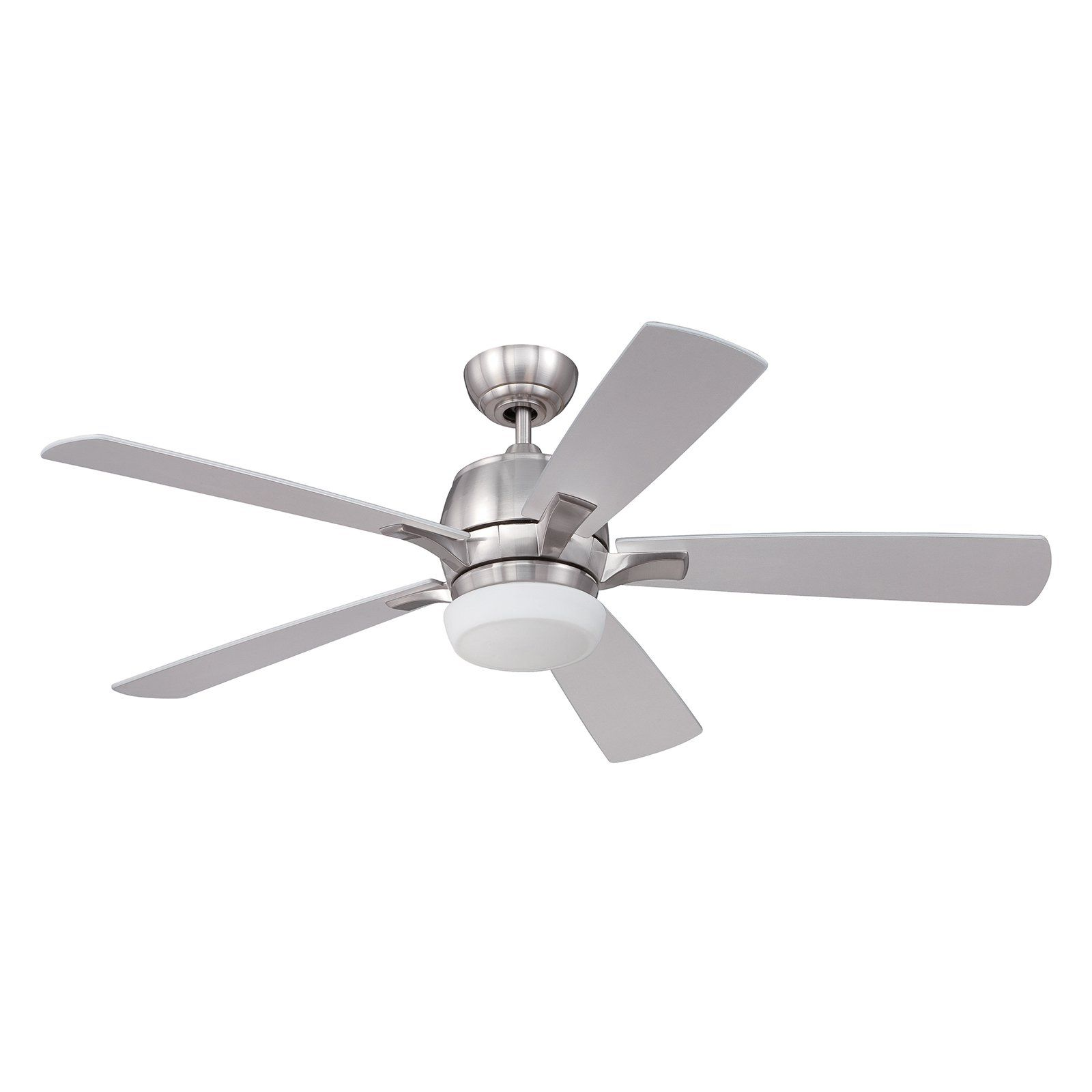 ceiling ceilings oscillating craftmade fan stainless dual steel bellows
