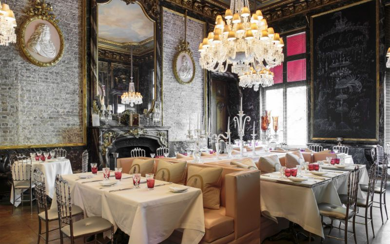 Musee Baccarat Google Search Restaurant Interior Baccarat Food Europe