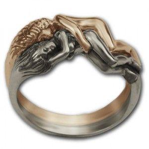 lgbt wedding rings - Lesbian Wedding Rings