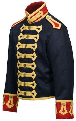 Royal Horse Artillery Drivers Tunic Circa 1815