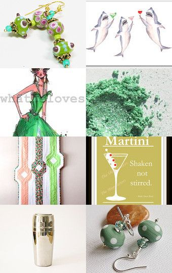 Beautiful items from some great Etsy shops.
