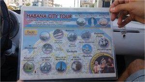 Habana city tour