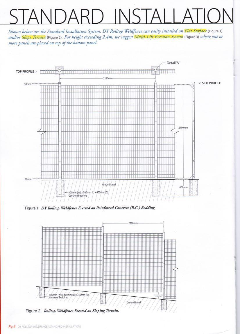 BRC Fencing-Alex Manufacturer SDN BHD-www.alex.com.my | installation ...