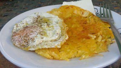 Πατάτες στον τρίφτη και αυγουλάκι !! ~ ΜΑΓΕΙΡΙΚΗ ΚΑΙ ΣΥΝΤΑΓΕΣ