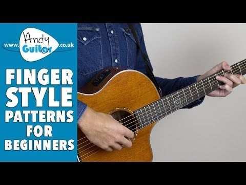 Fingerstyle Guitar - Pattern 1 \'Inside Out\' - YouTube | guitar ...
