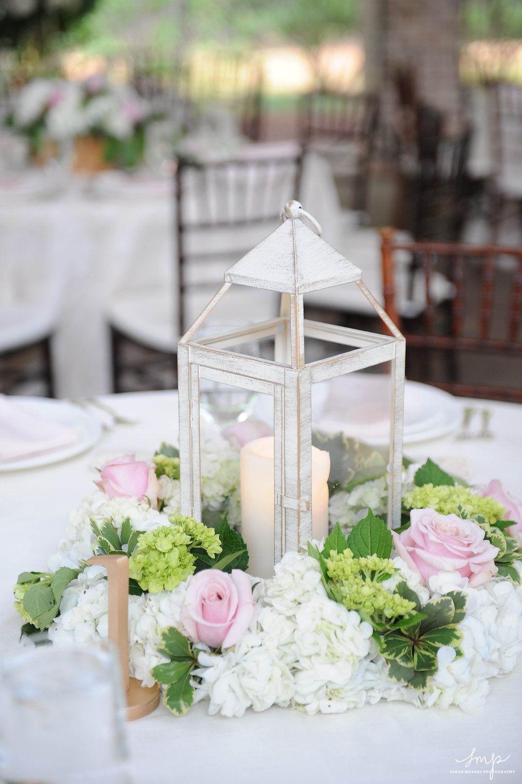 Lantern Centerpiece | Our Wedding | Pinterest | Lantern centerpieces ...