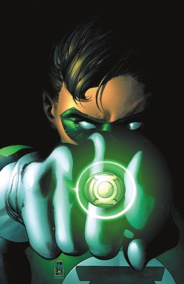 In Brightest Day In Blackest Night Linterna Verde Green Lantern Corps Heroes De Dc Comics