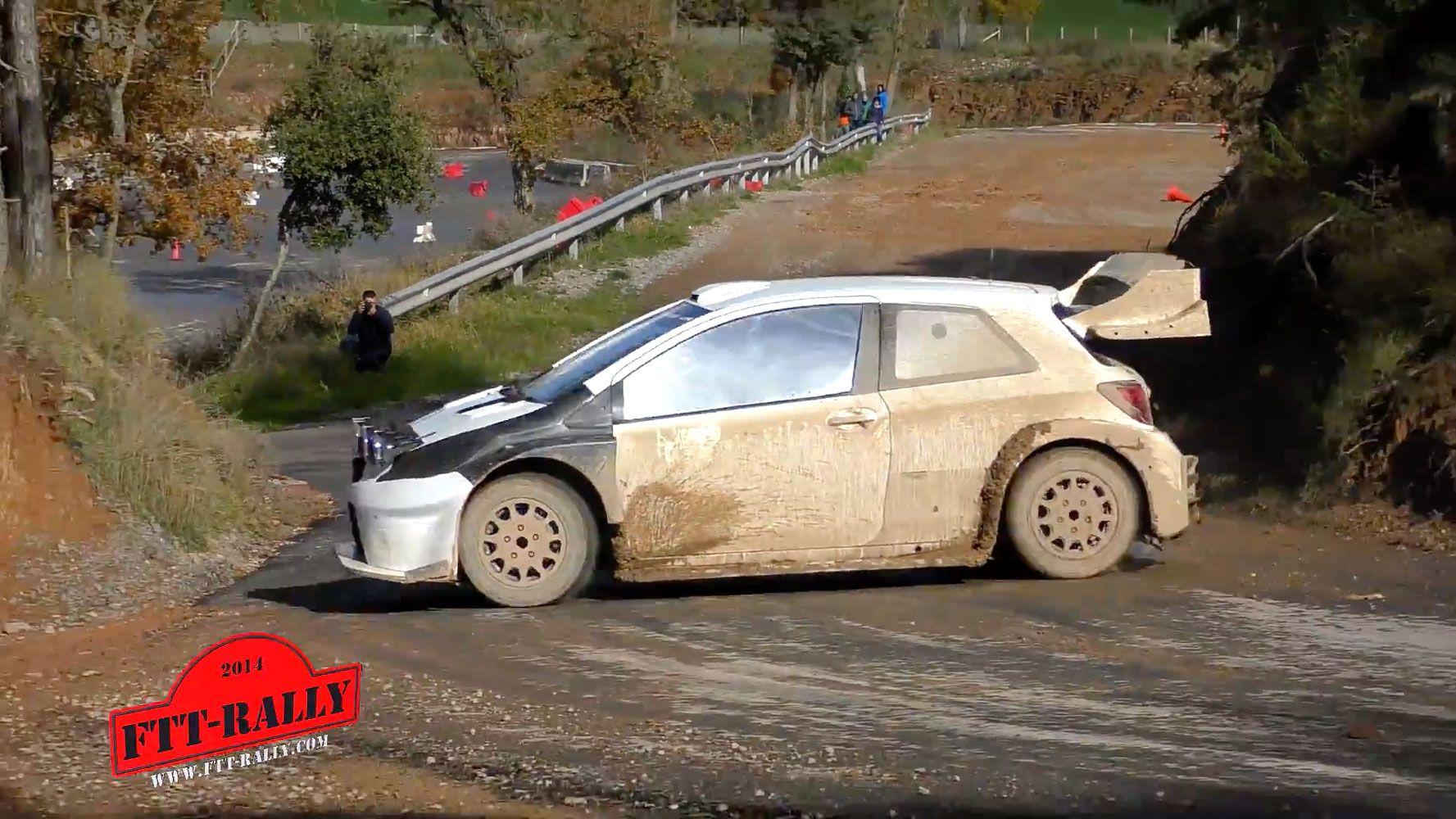Letzter VW-Test, Suninen im Yaris WRC und offizielle Präsentation des Hyundai i20 WRC 2017.