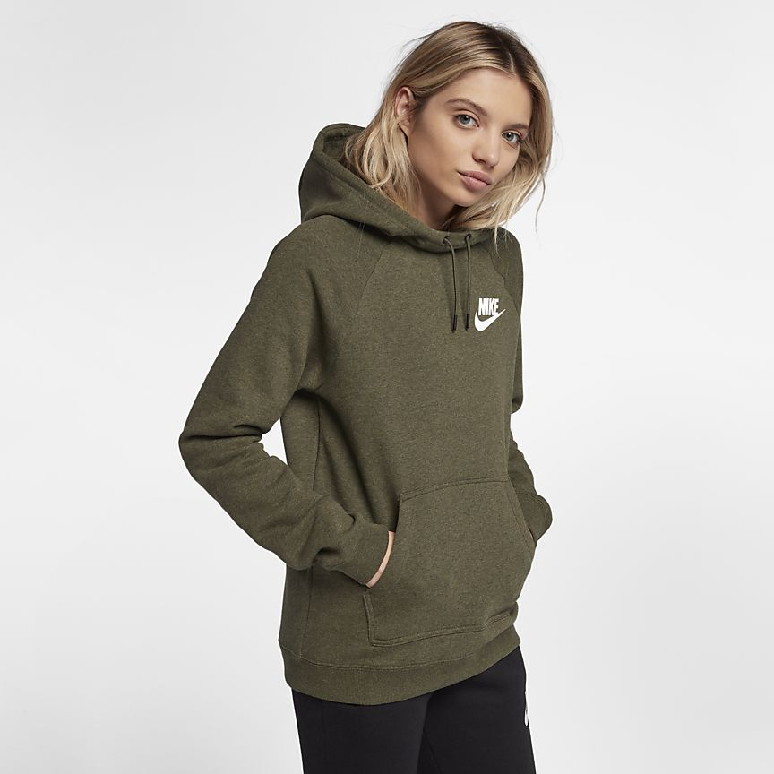 latest style of 2019 lovely luster usa cheap sale Nike Sportswear Rally Women's Fleece Hoodie | Workout Gear ...