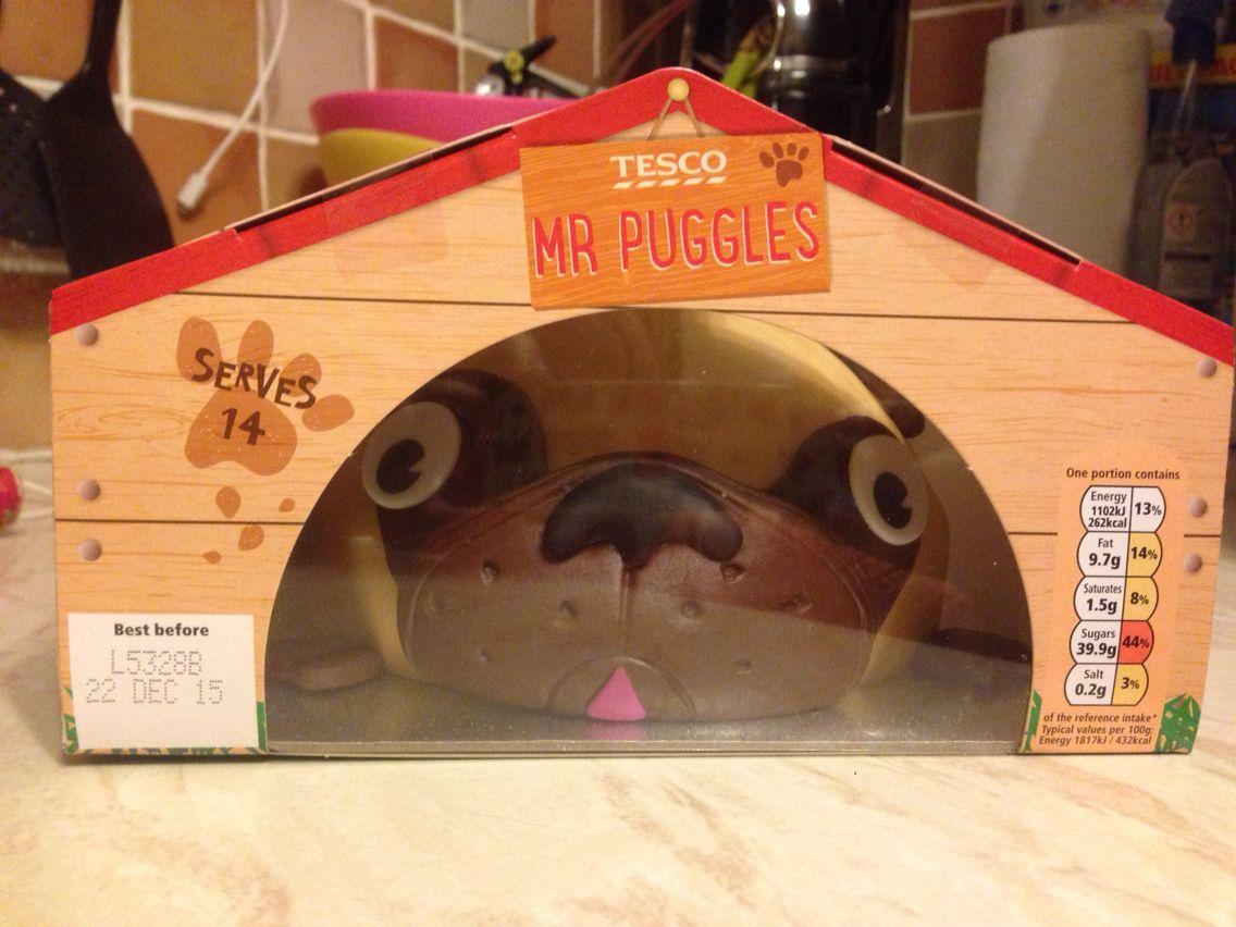 Mr Puggles cake Tesco Stuff Pinterest