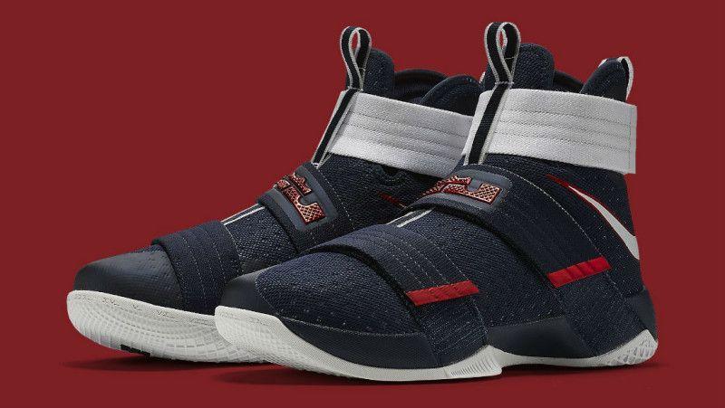 Footwear · Nike LeBron Soldier ...