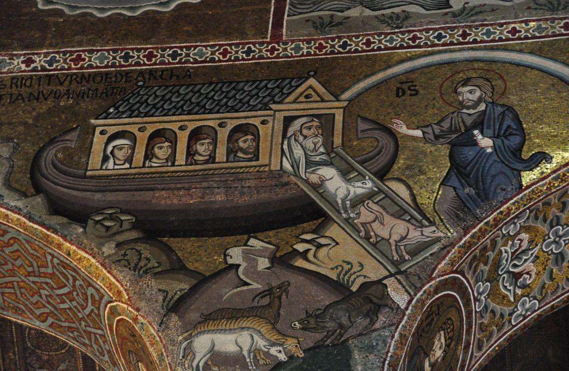Bütün kutsal kitaplarda sözü geçen Nuh Tufanı ilk kez bilimsel olarak da kanıtlandı. http://metrosfer.com/wp-content/uploads/2012/12/Nuhun-Gemisi-mozaik.jpg