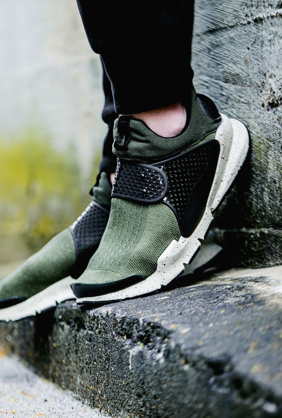 fdce46f39b539 Nike Sock Dart 'Olive' | Clothes | Sneakers nike, Shoes, Sneakers