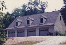 Image Result For 4 Car Garage Plans With Apartment Above