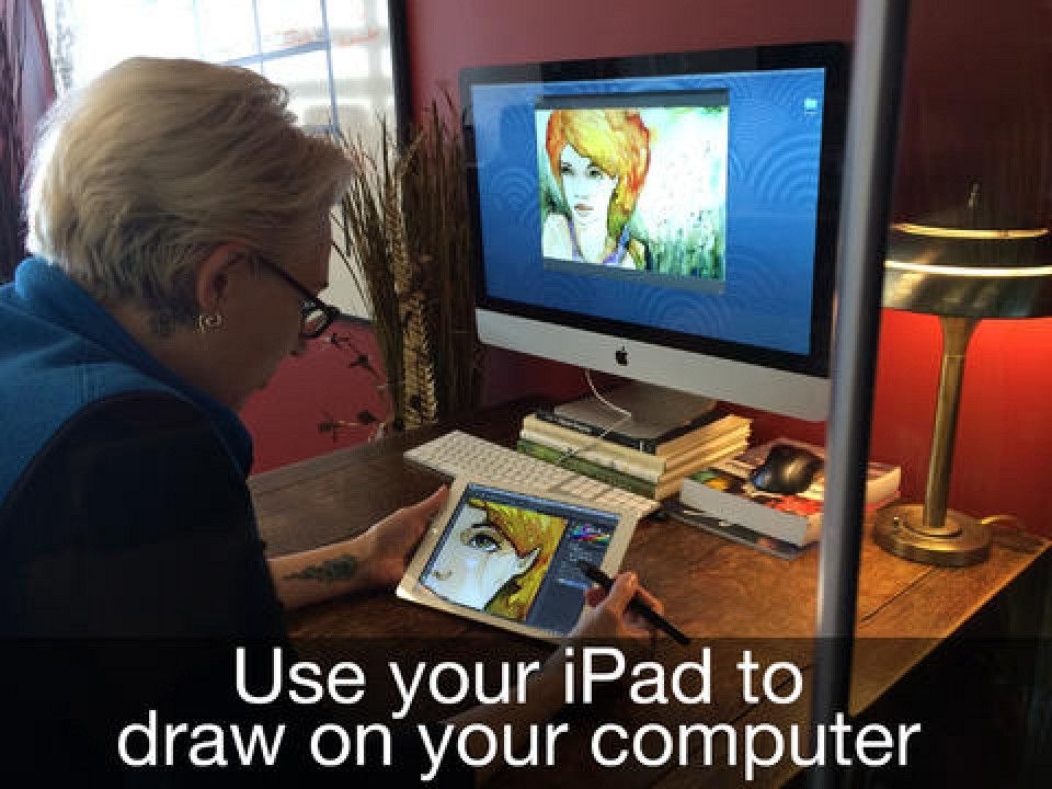 ipad air for artists