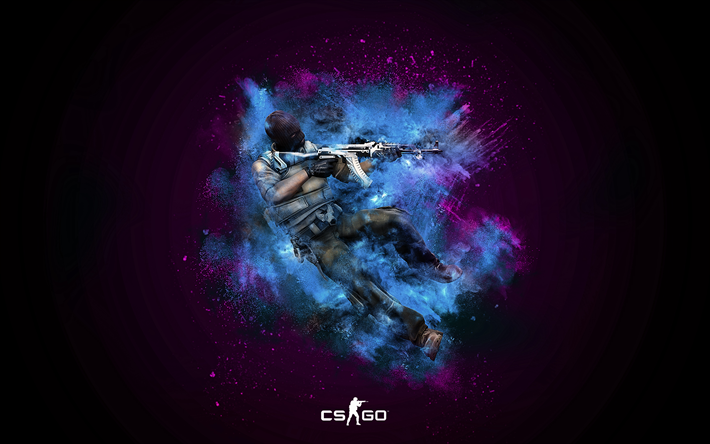 Download Wallpapers Counter Strike Global Offensive 4k Valve Cs Go Counter Strike Besthqwallpapers Com Wallpaper Cs Go Go Wallpaper 4k Wallpaper For Mobile