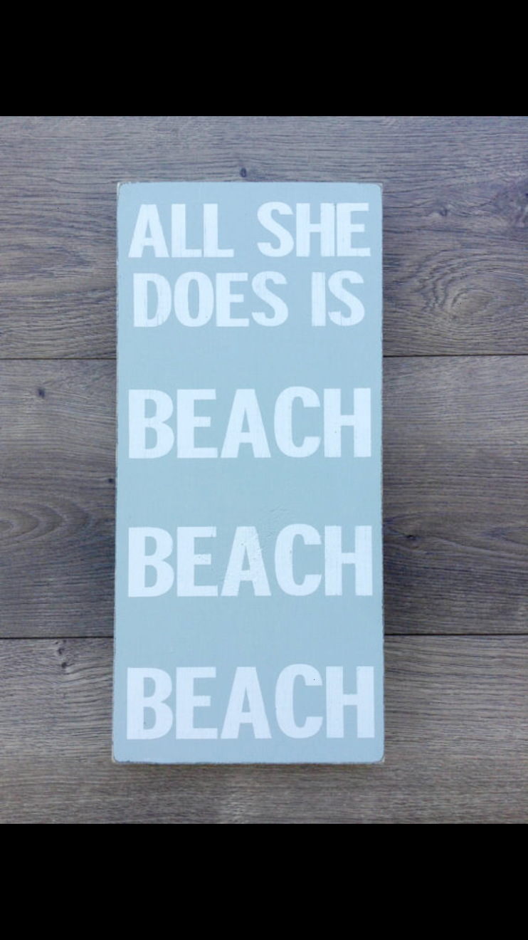 Beach Signs Wooden Wall Plaque With Sayings Funny Themed Gifts Nautical Decor House Art Custom Sign