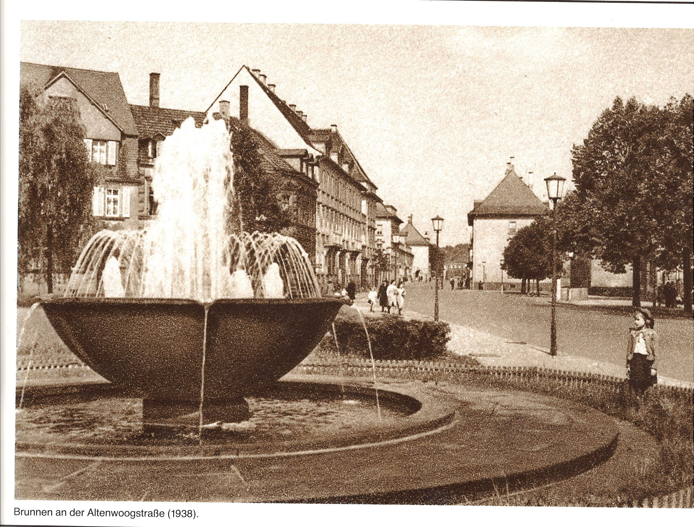Heute Kennedy Platz Kaiserslautern Lautern Altstadt