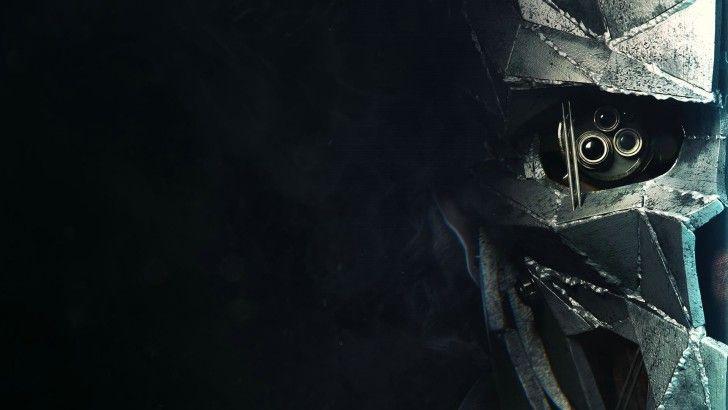 Corvo Attano Mask Dishonored 2 Wallpaper