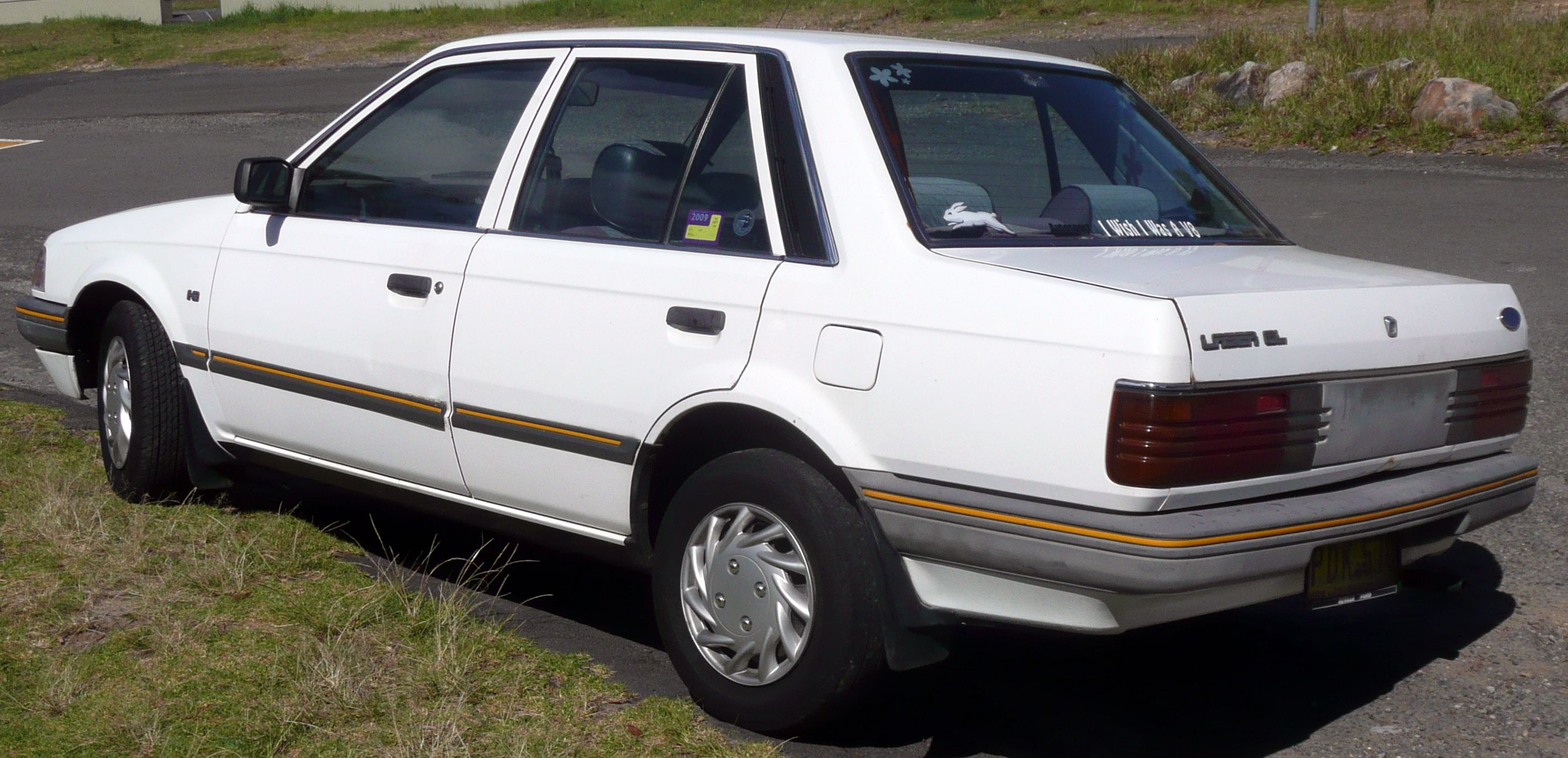 Bob S Car 1990 Ford Sedan Google Search
