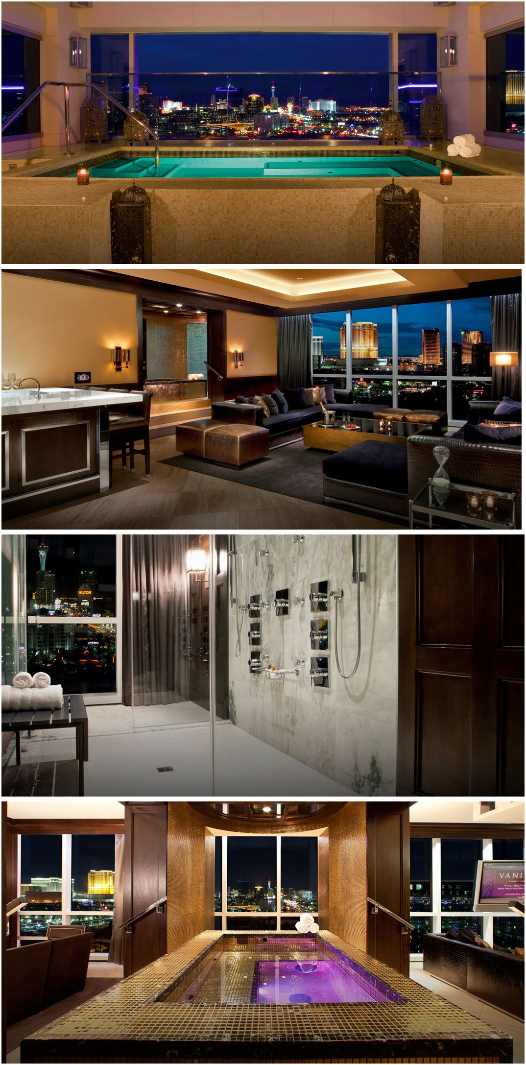 Altered States Ultra Lounge in Hard Rock Hotel All-Suite Tower ...