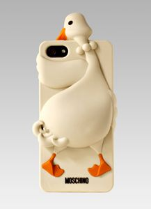 Moschino's iphone cover