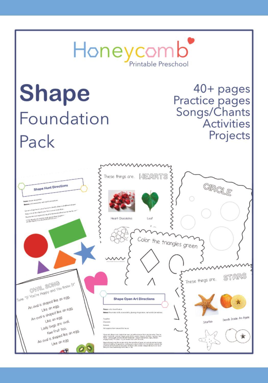 Foundation Shape Pack