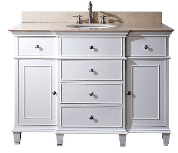 White Bathroom Vanities 36 Vanity