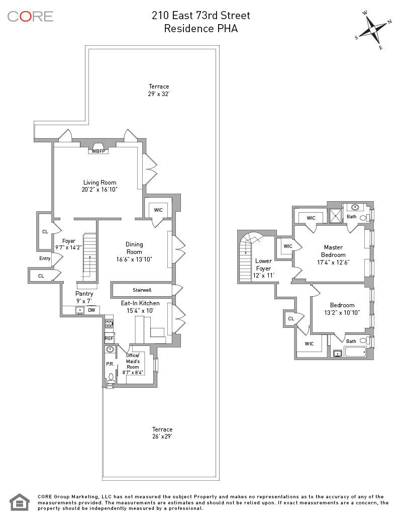 Zac posen nabs an upper east side duplex with a sprawling wraparound house malvernweather Choice Image