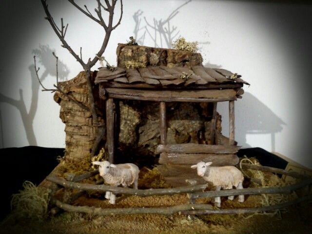 Fotos De Belenes Pequenos.Corralito Www Carroartesanos Com Navidad Belenes