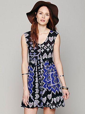 996020dd676da Free People Thailand Dress | stylin' | Dresses, Fashion, Style