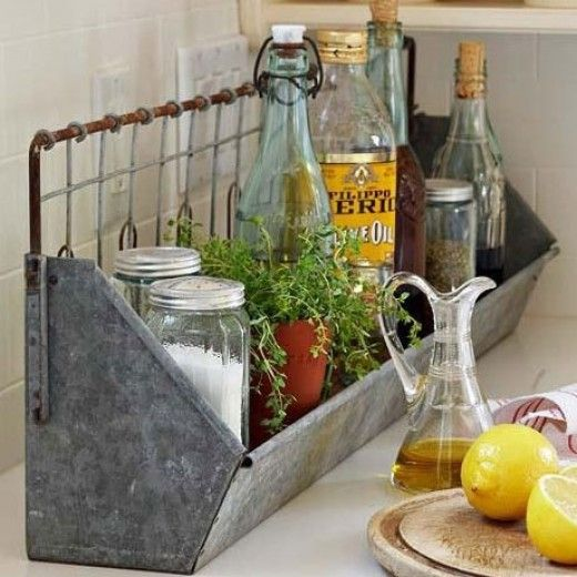 Diy Oil And Vinegar Shelf: 28 Easy Storage Ideas For Small Spaces