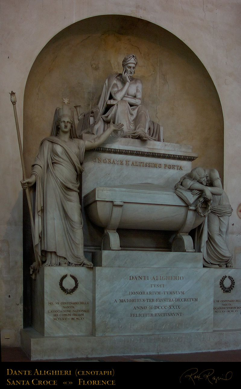 Dante Alighieri ~ SantaCroce