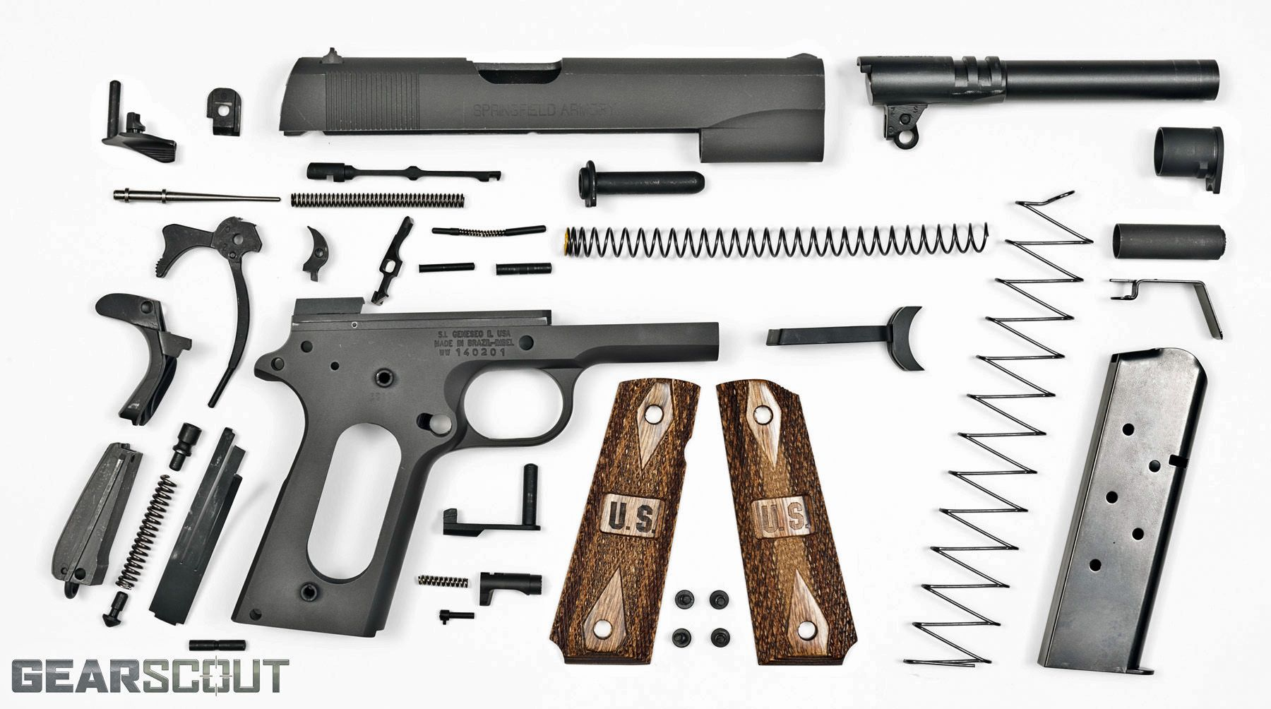 Poster 24x36 usmy colt 1911 cal 45 acp manual exploded poster 24x36 usmy colt 1911 cal 45 acp manual exploded parts diagram ww2 colt 1911 45 acp and diagram pooptronica Images