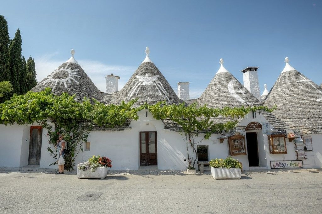 Great Trulli Scrumptious Houses In Alberobello, Italy   Cool Houses Pictures And  Dream Home Unique Designs, Big, Medium Size And Small House Design Ideas