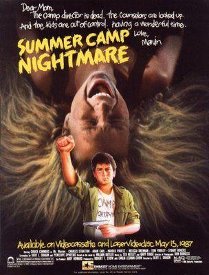 Summer Camp Nightmare (1987)