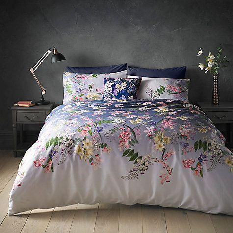 Buy Ted Baker Botanical Floral Bedding Online At Johnlewis Com