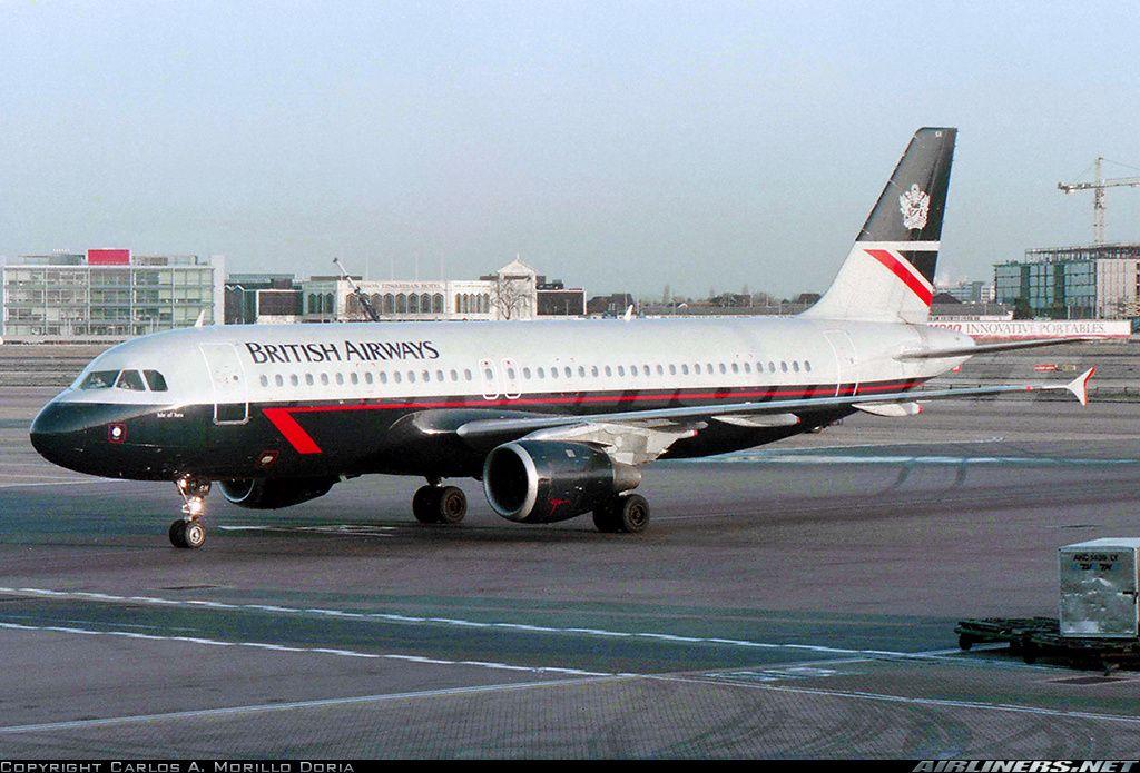 Airbus A320211 aircraft picture British airways, Airbus
