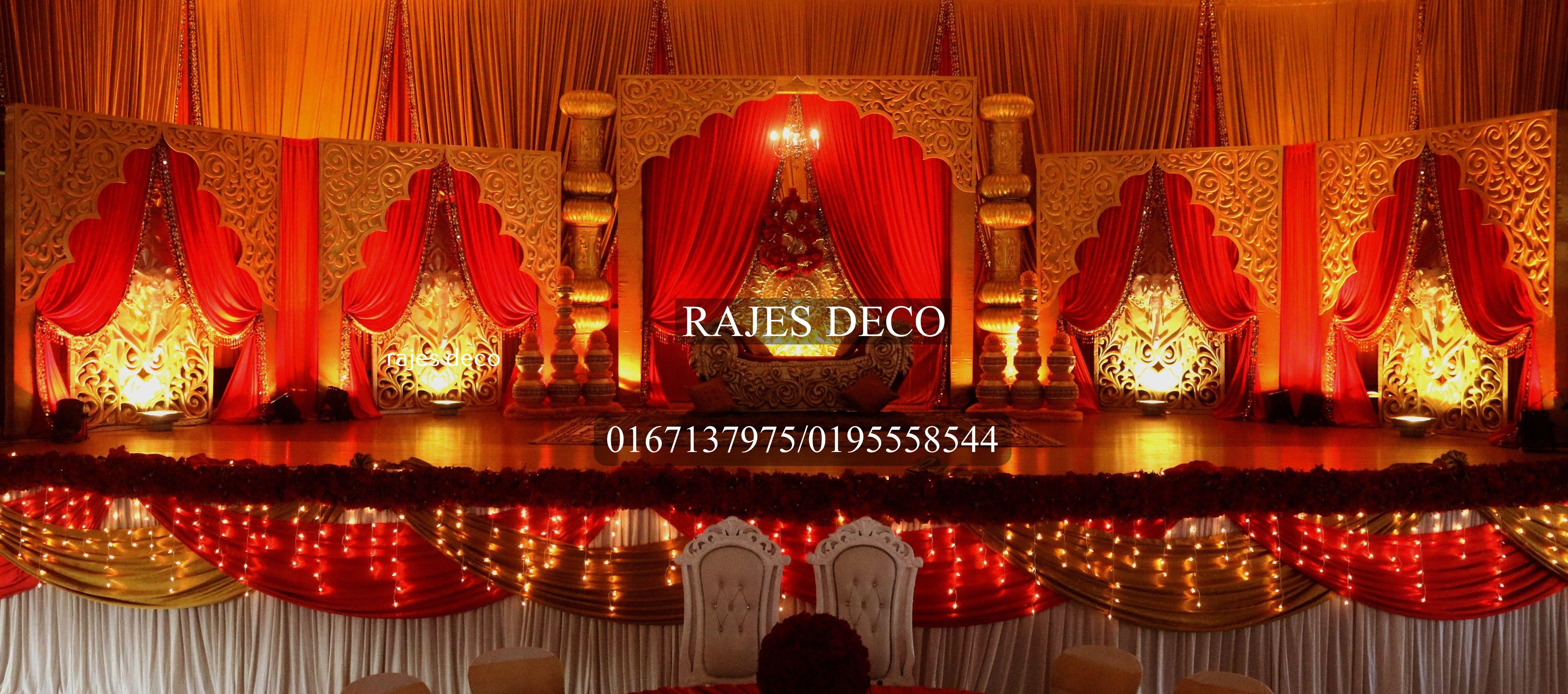 Indian wedding decoration royal mandap rajes deco wedding indian wedding decoration royal mandap junglespirit Choice Image