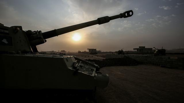 Irak start nieuw offensief tegen IS | NU - Het laatste nieuws het eerst op NU.nl