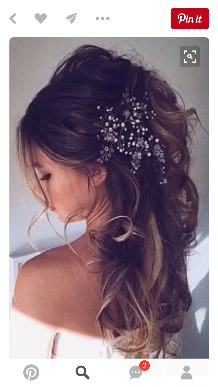 Pin by lou on hair pinterest wedding hairstyles bridal hair and
