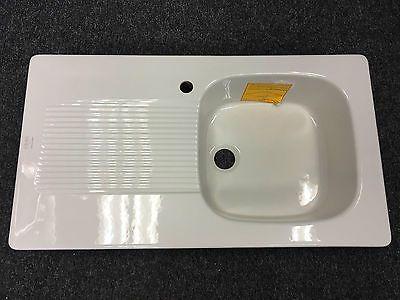 Franke Vbk611 Ceramic Sink In Gloss White Left Hand Drainer Lowest Uk Price Ceramic Kitchen Sinks Sink Ceramic Sink