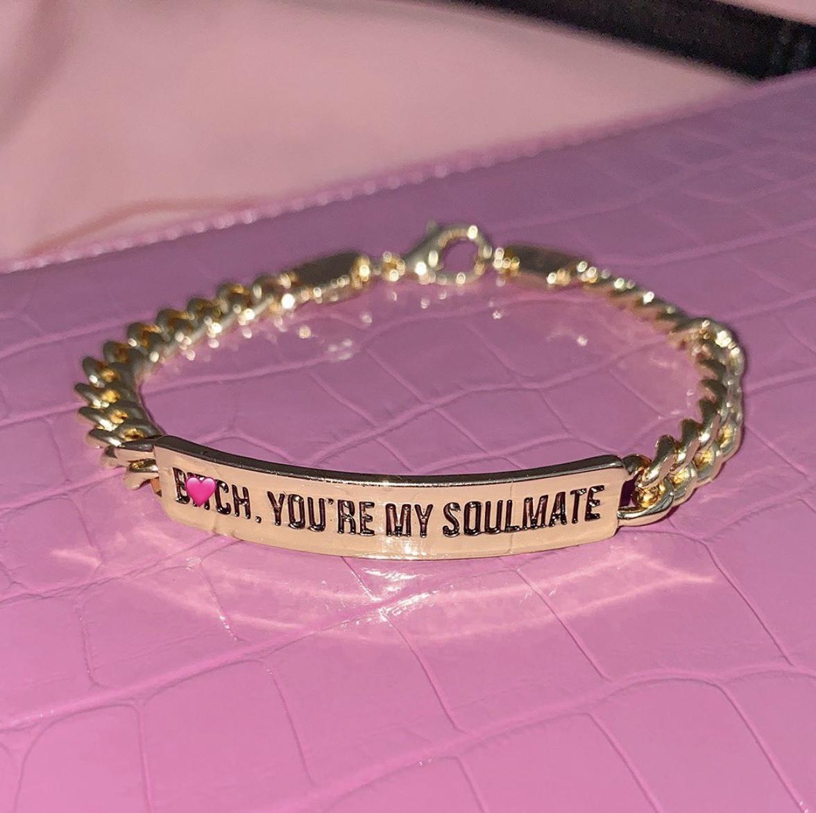 Your My Soulmate Bracelet