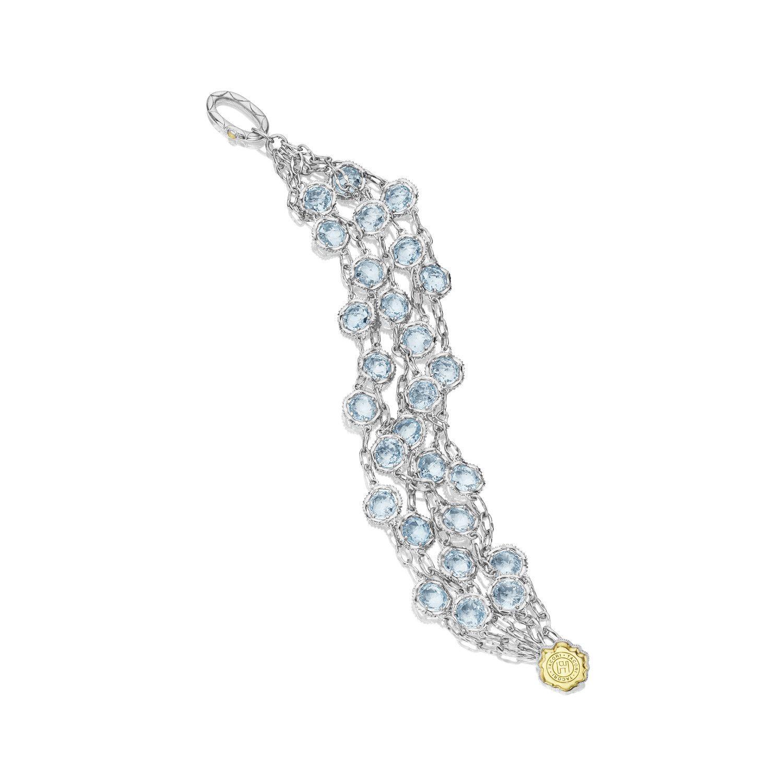 Blue topaz bracelet jewellery bracelets pinterest blue topaz