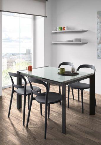 C mo organizar tu zona de comedor mesa de comedor arena for Como organizar living comedor