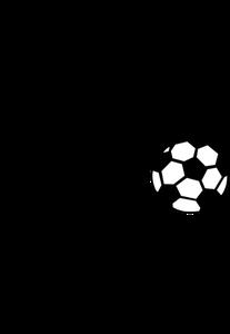 Gambar Olah Raga : gambar, Gambar, Kartun, Olahraga, Sepak, Bola-, Clipart, Gratis, Domain, Publik, Vektor, Download, Maskot, Unduh, Pemai…, Kartun,, Bola,